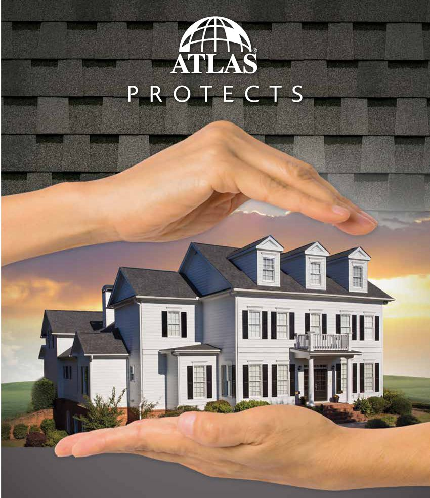 Atlas Roofing Shingles
