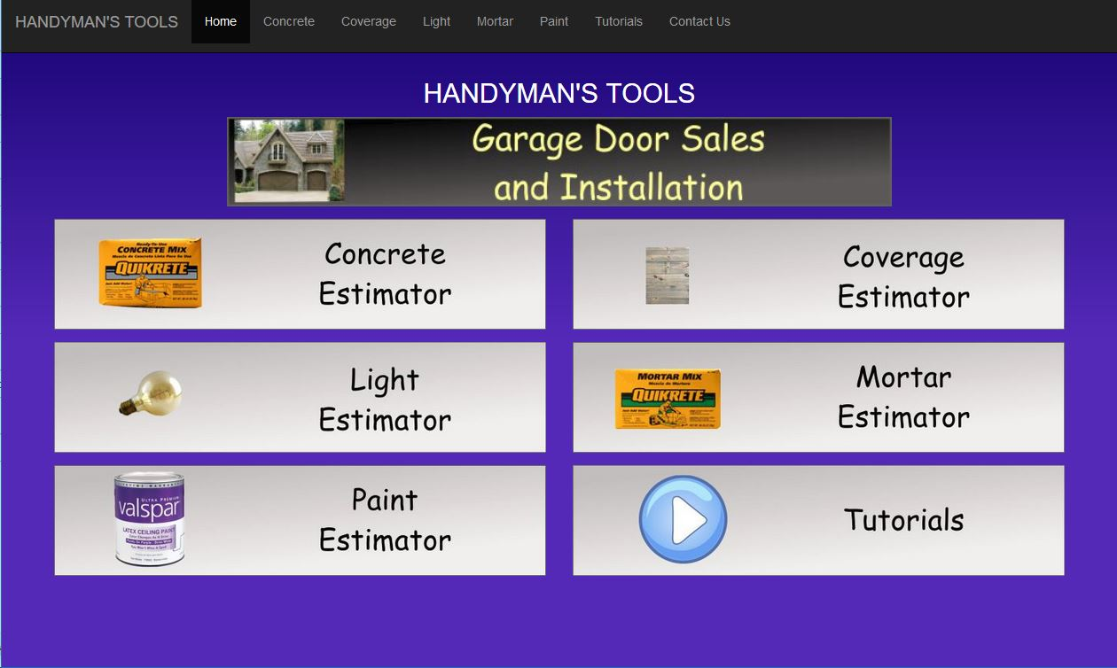 Handymanu0027s Tools Desktop