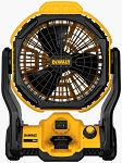DeWalt Corded/Cordless Job Site Fan