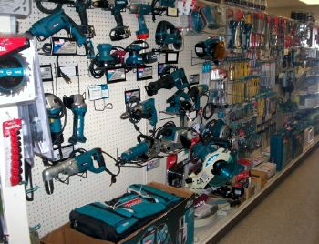 Hoover Lumber Store Power and Hand Tools