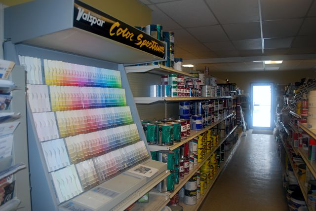 Hoover Lumber Store Paint and Stain